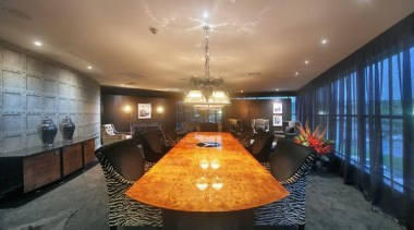 Boardroom Interior by Parkhurst - Boardroom Interior - ceiling, interior design, property, real estate, room, brown