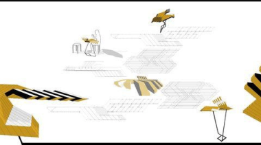 by Alby Yap - Freerunner - design | design, diagram, font, graphic design, illustration, line, product design, text, wing, yellow, white