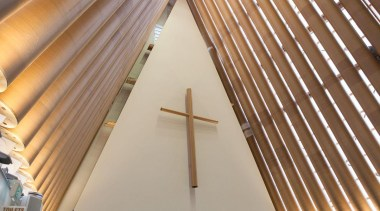 EXCELLENCE AWARDChristchurch Transitional Cathedral (2 of 4) architecture, ceiling, daylighting, facade, line, roof, structure, wood, brown, gray