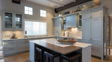 5 - cabinetry | countertop | cuisine classique cabinetry, countertop, cuisine classique, interior design, kitchen, room, gray