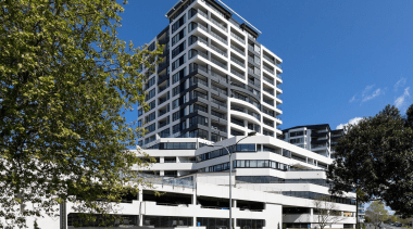 Tawera GroupPaul Brown Architects apartment, architecture, building, city, commercial building, condominium, corporate headquarters, daytime, estate, facade, headquarters, hotel, house, metropolis, metropolitan area, mixed use, neighbourhood, property, real estate, residential area, tower block, blue