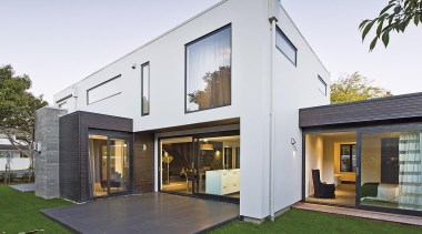 For more information, please visit www.gjgardner.co.nz architecture, elevation, estate, facade, home, house, property, real estate, residential area, siding, window, white