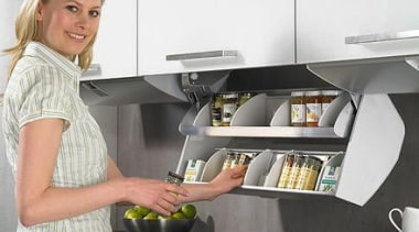 Extra storage with easy access, for anywhere in furniture, home appliance, kitchen, kitchen appliance, major appliance, product, product design, refrigerator, shelving, small appliance, white