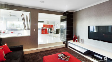 Home theatre design. - the_essence_16.jpg - architecture | architecture, house, interior design, living room, property, real estate, room, white