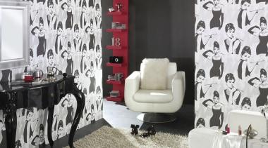 Black and White III Range - black | black, chair, curtain, flooring, furniture, home, interior design, living room, pattern, room, textile, wall, wallpaper, window, window treatment, white, black