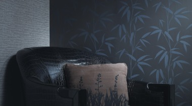 Pacifika Bamboo - Modern Style Range - black black, darkness, interior design, light, product design, wall, wallpaper, black