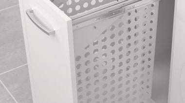 Tanova Simplex pull out laundry system options are angle, floor, furniture, product, product design, tile, gray