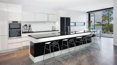 Entrant: Nikki Davidson – 2015 NKBA Design Awards architecture, countertop, floor, interior design, kitchen, real estate, room, white