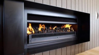 Electronic Gas 1500 - Electronic Gas 1500 - fireplace, hearth, heat, wood burning stove, black, gray
