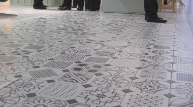 200x200mm  octagonal + 40x40mm square glazed porcelain carpet, design, floor, flooring, road surface, sidewalk, tile, gray