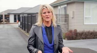 Brigid McClelland - All about subdivision Fowler Homes blond, car, girl, human hair color, vehicle, gray, black
