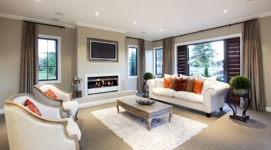 Landmark elegant design lounge in Monaco - Landmark ceiling, estate, floor, home, interior design, living room, property, real estate, room, window, gray