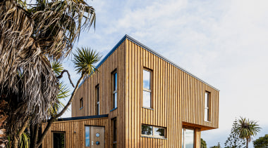 This new home in Southshore, Christchurch had a