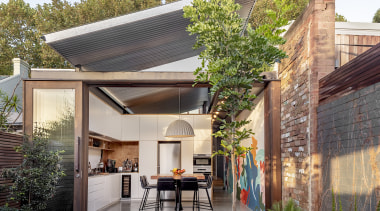 Nestled into the leafy streets of Sydney's Newtown,