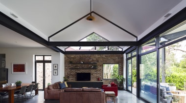A heritage-listed c.1880 sandstone cottage is revamped with