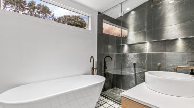 For this bathroom renovation in a 1920s home,