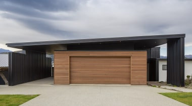 Higham Architecture – Highly Commended – 2019 TIDA architecture, building, door, driveway, facade, garage, garage door, grass, home, house, land lot, property, real estate, residential area, roof, shade, shed, tree, gray