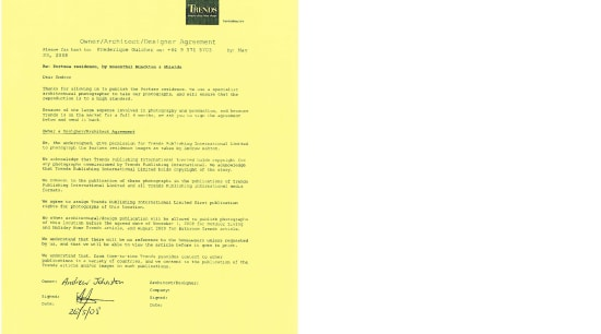 Image of Pembrooke agreement font, text, yellow, white, yellow