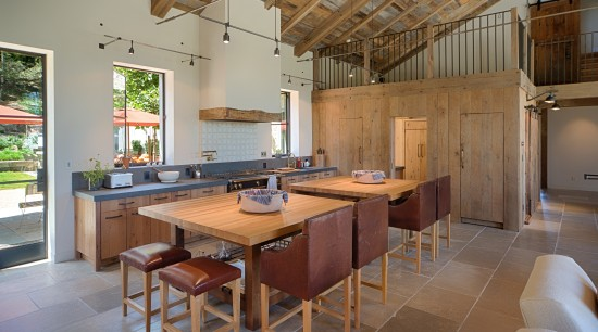 Designer Julian Cohen of ARC Design was able interior design, kitchen, real estate, brown, gray