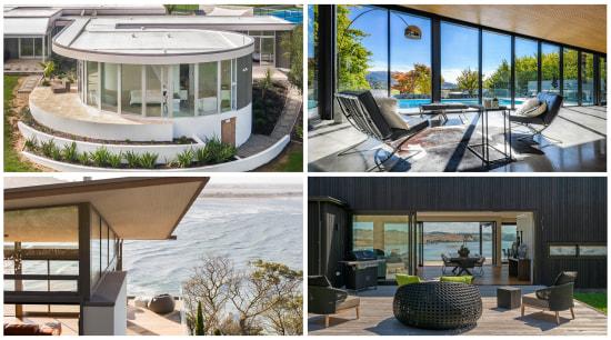 2019 TIDA NZ Homes 3 - architecture | architecture, building, condominium, design, furniture, home, house, interior design, property, real estate, resort, roof, room, white