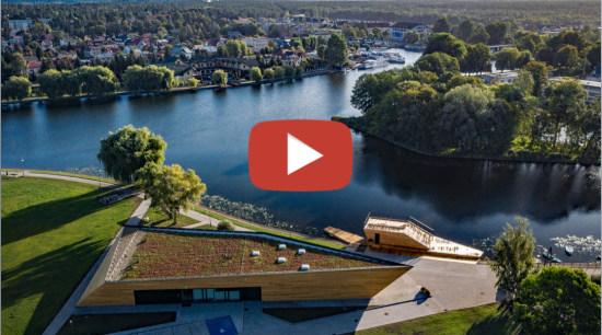 Water Sports Center – Augustów, Poland - black black