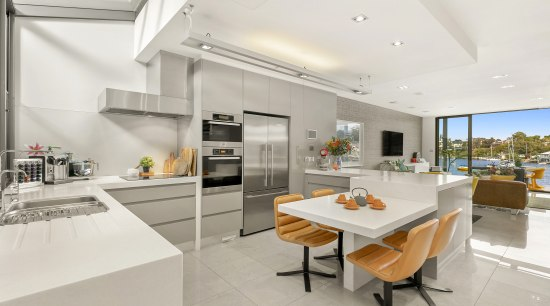 Having personally renovated more than 50 kitchens over gray