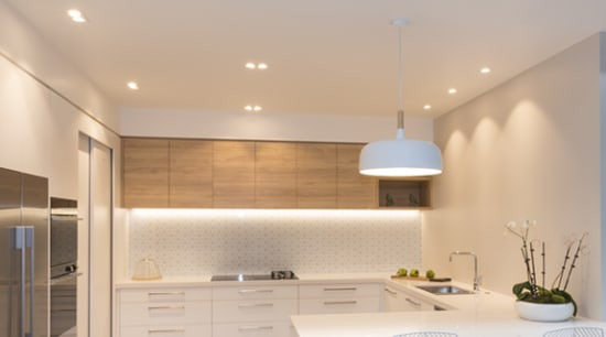 Lighting Plus Header Hero ceiling, home, interior design, kitchen, lighting, product design, real estate, room, gray