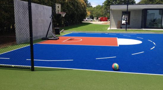 Mike Livingstone3 - artificial turf | flooring | artificial turf, flooring, grass, leisure, net, plant, playground, sport venue, sports, stadium, team sport, tree, green