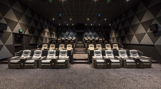 Christchurch's EntX Hoyts cinemas benefit from Temperzone air-con theatre, EntX, Hoyts, Cinema, Temperzone, Air Conditioning, Mechanical services