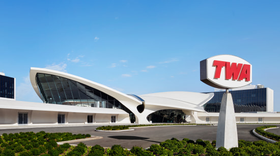 The fluid lines of the existing TWA Terminal architecture, building, commercial building, TWA Terminal building, JFK Airport