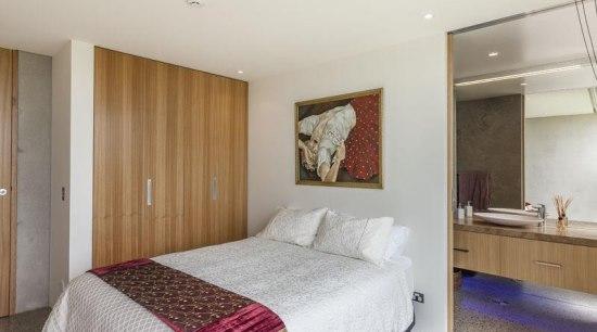Bedroom Cabinet - bedroom | ceiling | interior bedroom, ceiling, interior design, property, real estate, room, suite, wall, gray