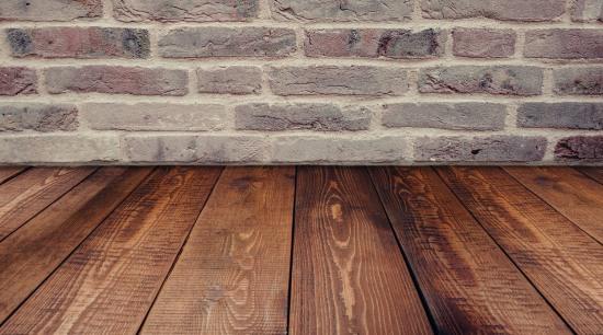 Underfloor heating has a number of advantages over brick, brickwork, floor, flooring, hardwood, lumber, material, wall, wood, wood flooring, wood stain, gray, brown