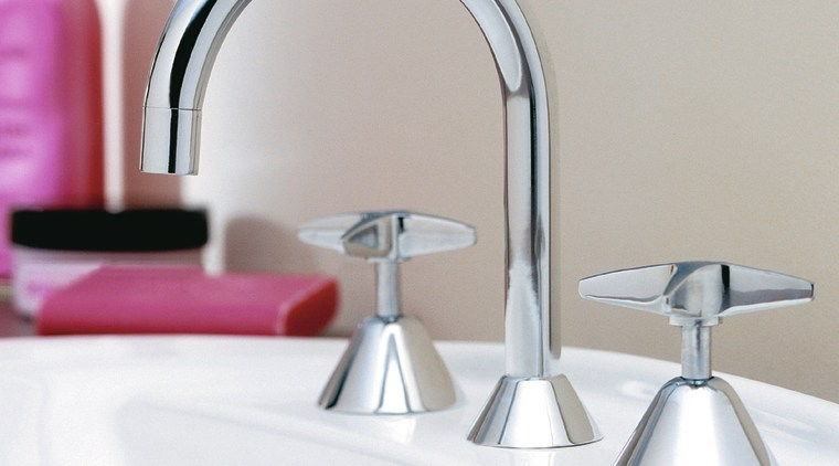 Rembrandt basin set bathroom, bathroom sink, plumbing fixture, product, product design, sink, tap, gray, white
