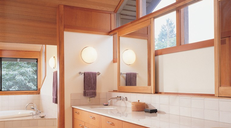 The vanity of this bathroom architecture, cabinetry, ceiling, countertop, cuisine classique, hardwood, home, interior design, kitchen, real estate, room, wood, brown, white