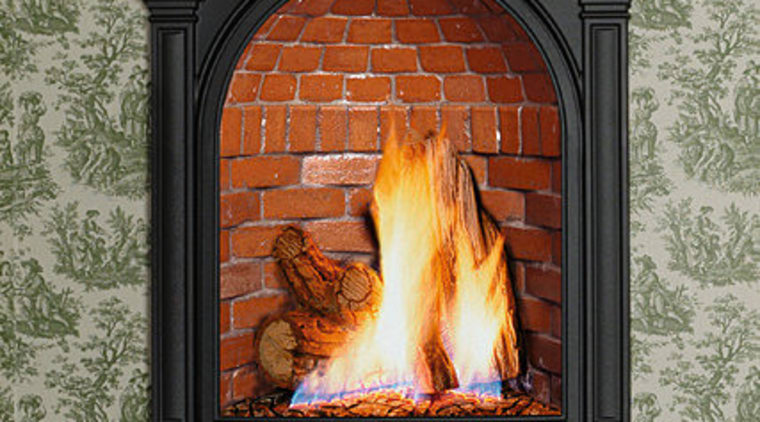 Close up of this fireplace fire screen, fireplace, hearth, heat, wood burning stove, gray, black