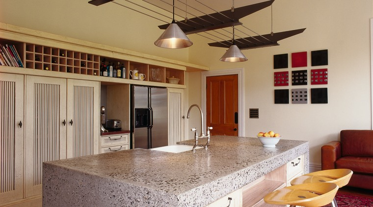 The view of a rural styled kitchen cabinetry, ceiling, countertop, cuisine classique, flooring, interior design, kitchen, property, real estate, room, gray, brown