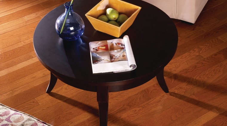 View of the wooden floor chair, coffee table, end table, floor, flooring, furniture, hardwood, interior design, laminate flooring, living room, product design, table, wood, wood flooring, wood stain, brown