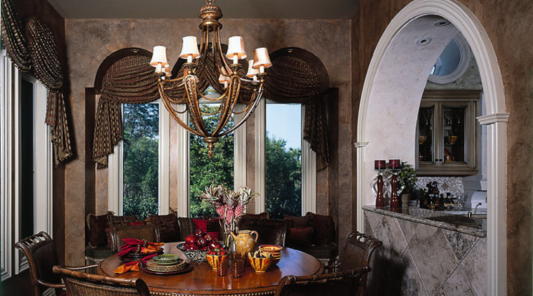 View of the dining area ceiling, dining room, estate, home, interior design, living room, real estate, room, window, black, gray