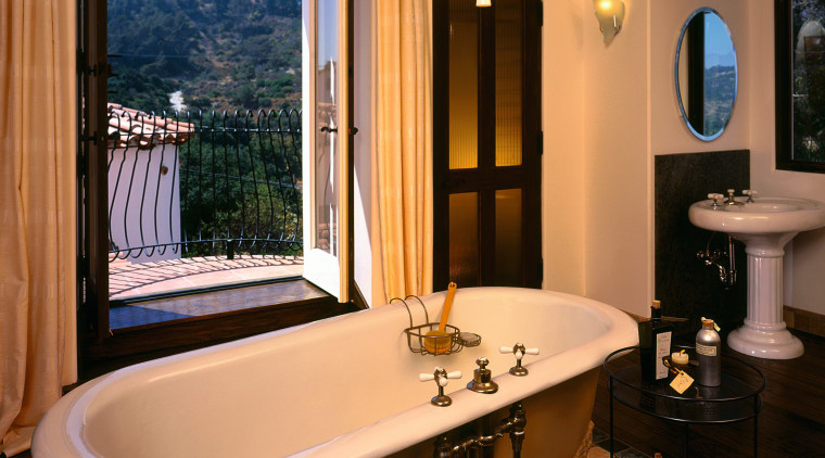 View of the bathroom bathroom, estate, home, interior design, room, window, brown, orange