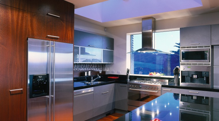 view of granite benchtop countertop, interior design, kitchen, real estate