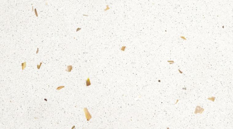 close up view of the quantum quartz texture, white, white