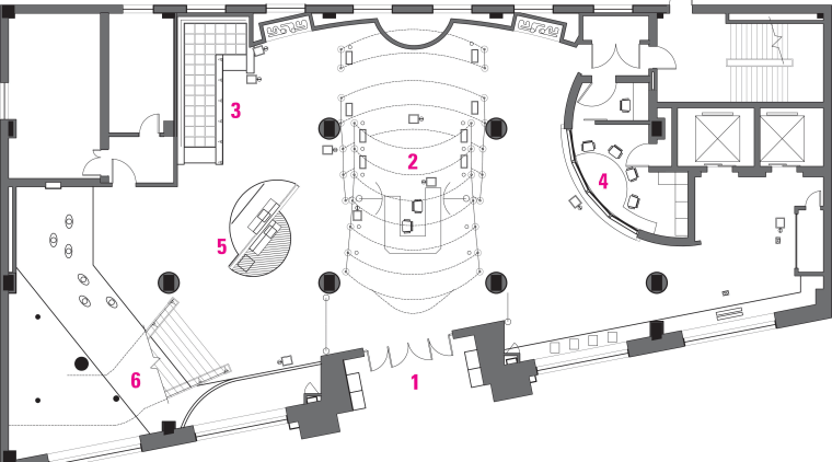 A legend plan of the first floor in angle, area, design, diagram, drawing, engineering, floor plan, line, plan, product, product design, structure, white