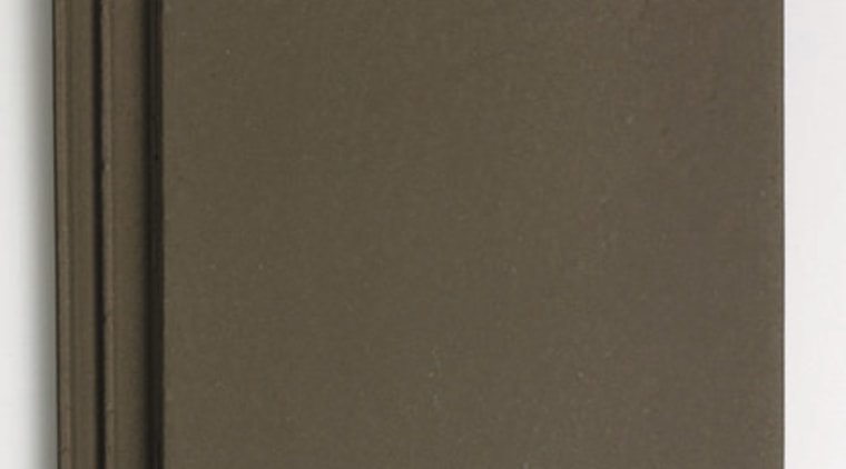 A close up view of a single light product design, gray