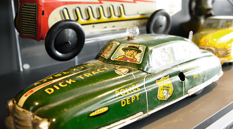 view of a vintage toy collection automotive design, car, model car, motor vehicle, play vehicle, race car, scale model, sports prototype, vehicle