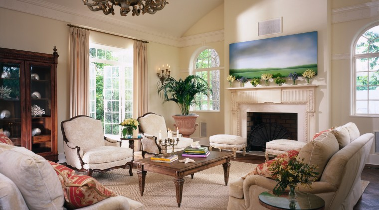 View of lounge room with cream sofas and ceiling, estate, home, interior design, living room, real estate, room, window, gray