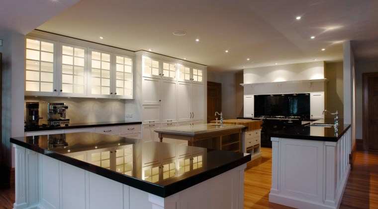 A view of these award winning kitchens  cabinetry, ceiling, countertop, cuisine classique, estate, interior design, kitchen, property, real estate, room, gray, brown