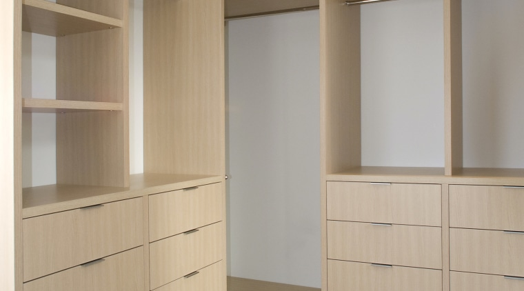 Available in a wide range of colours and cabinetry, closet, cupboard, furniture, room, wardrobe, gray, brown