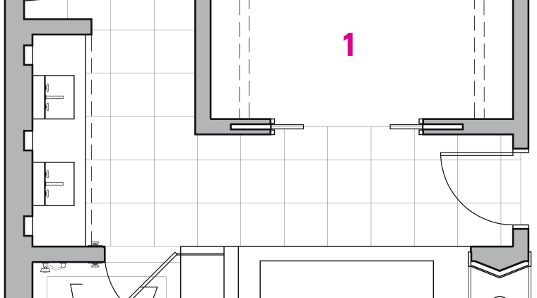 Floor plan of the bathroom angle, area, design, diagram, drawing, floor plan, font, line, product design, text, white