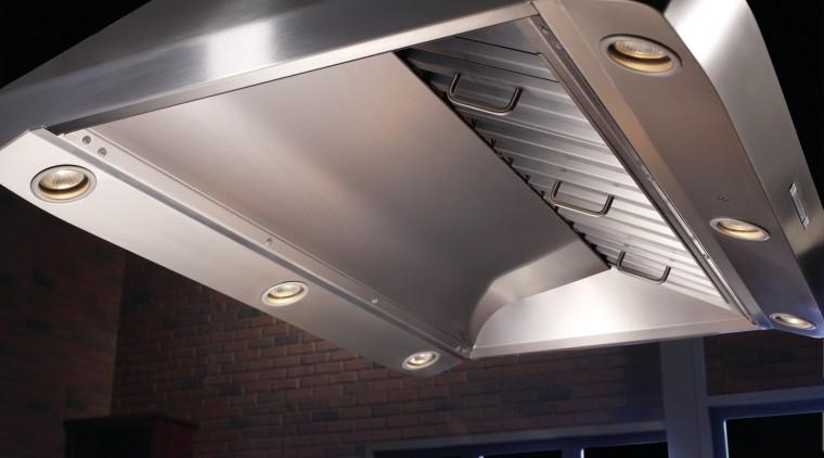 Best range hoods, including Model IP29 shown, are ceiling, daylighting, light, light fixture, lighting, product design, black, gray