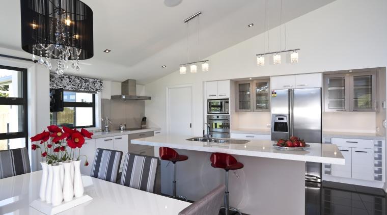 View of Smeg appliance by Applico. countertop, cuisine classique, interior design, kitchen, real estate, room, gray, white